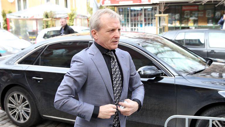 ЦСКА-София поздрави Гриша Ганчев и всички именици