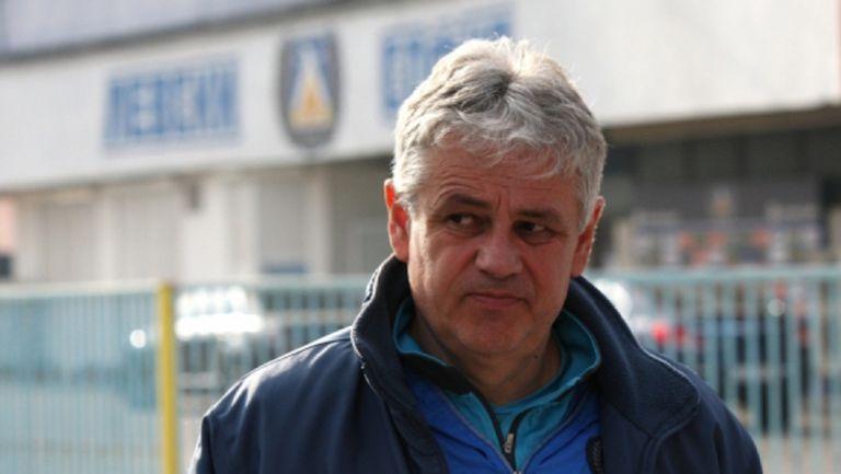 Стойчо Стоев сподели голямото си притеснение преди важните битки на Левски (видео)