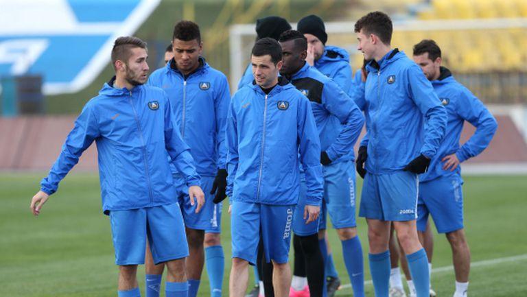 Левски пътува с група от 19 футболисти за гостуването на Ботев