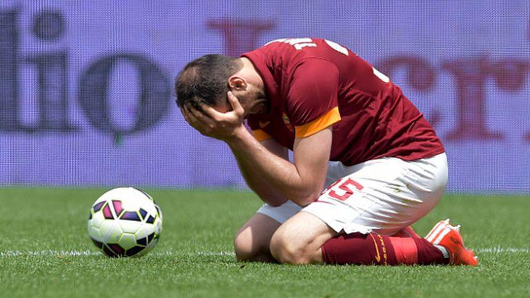 Рома без Торосидис срещу БАТЕ Борисов