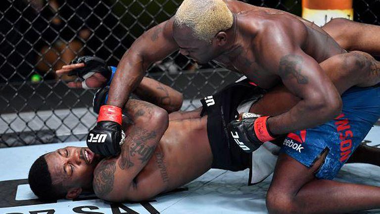 Брансън надви Холанд на UFC Вегас 22