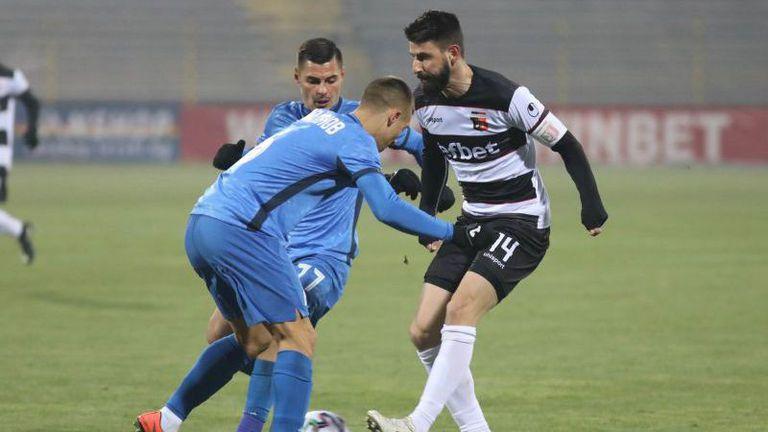 """Тежката серия за Левски продължава на """"Лаута"""""""