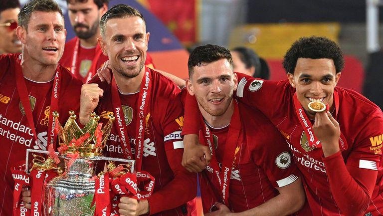 Играчите на Ливърпул със смела позиция преди последното решение на собствениците
