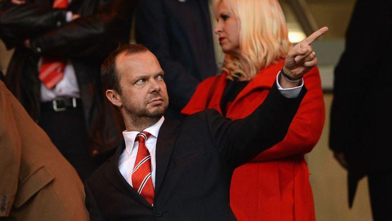Уудуърд подаде оставка като вицепрезидент на Манчестър Юнайтед