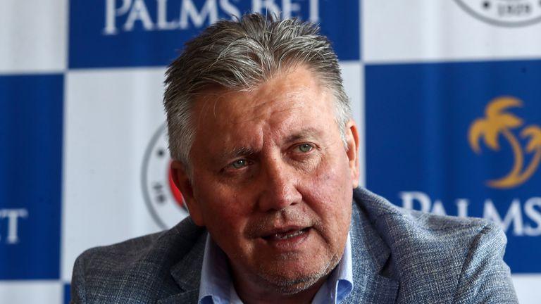 Босът на Локо (София): Убеден съм, че се завръщаме в елита, ремонтираме стадиона с пълна сила