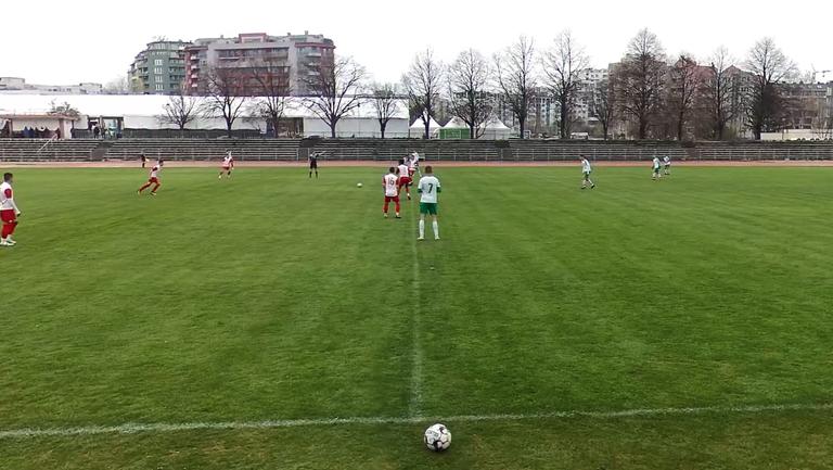 (U19) Национал - Хебър 0:1