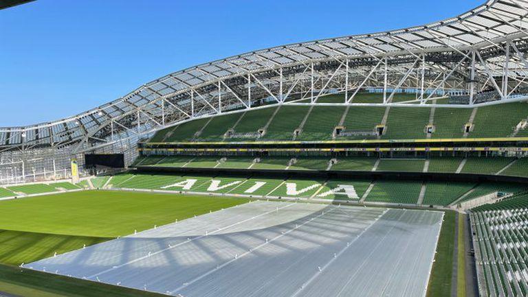 Дъблин може да загуби домакинските си мачове от Евро 2020