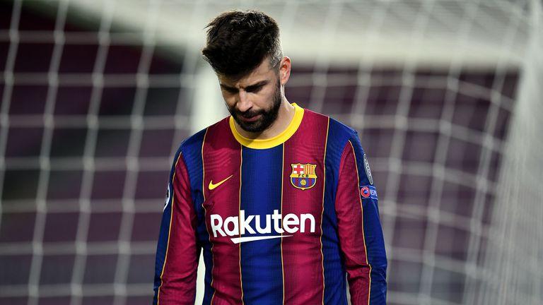 Пике: Дали искаме да изчезнат отбори като Севиля, Валенсия, Евертън, Лестър и Наполи?