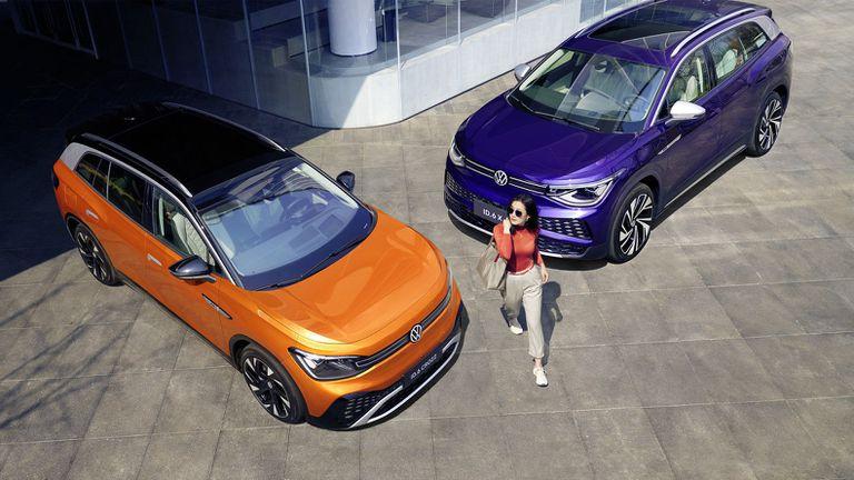 Eлектрическата офанзива на Volkswagen продължава и на китайския пазар