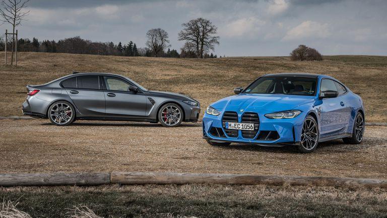BMW M3 и BMW M4 M вече и с xDrive задвижване на четирите колела
