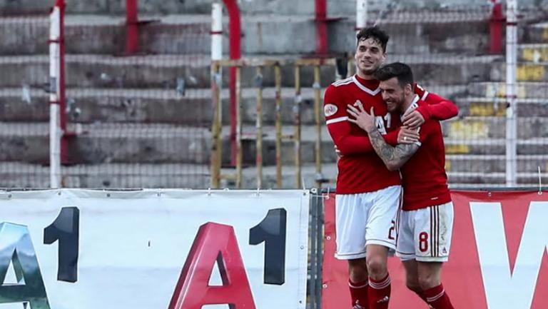 Греъм Кери направи преднината на ЦСКА-София срещу Монтана класическа