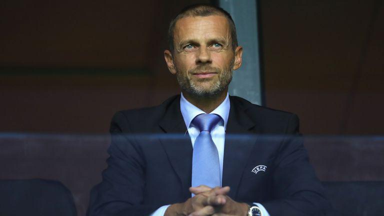 УЕФА може да направи промени в плановете за новата Шампионска лига