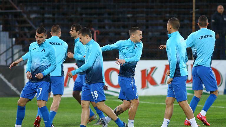 Левскарите се поготвят на Лаута с идеята да си тръгнат с трите точки от Пловдив