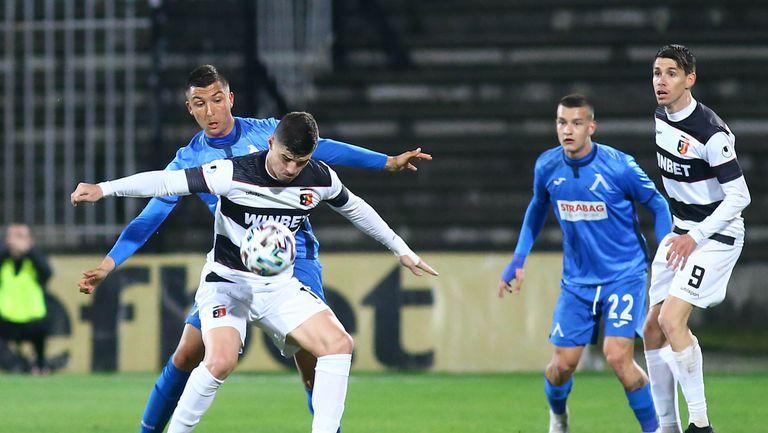 Локомотив (Пловдив) - Левски 1:0