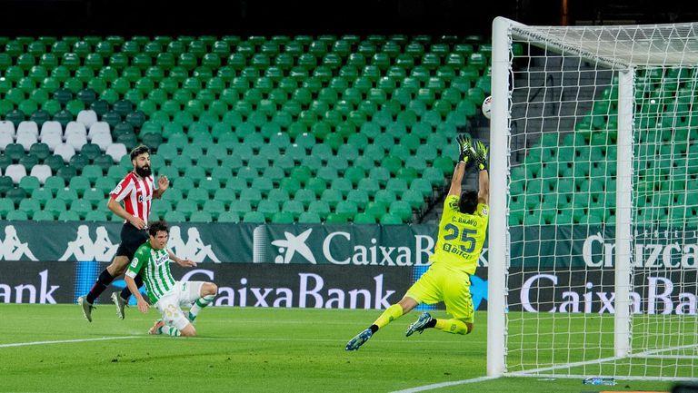 Бетис - Атлетик Билбао 0:0
