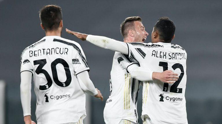 Защитници донесоха победата на Ювентус срещу Парма  (видео)
