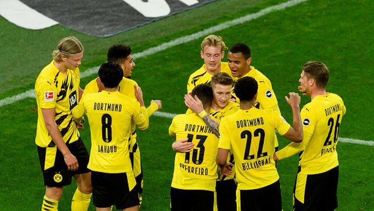 Борусия Дортмунд - Унион Берлин 2:0