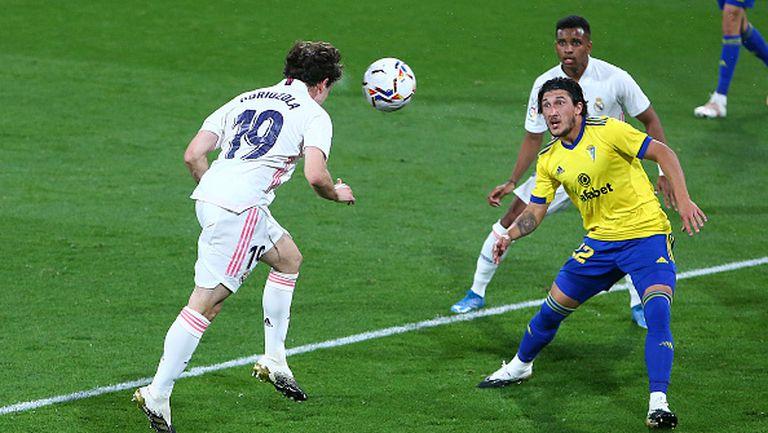 Кадис - Реал Мадрид 0:3