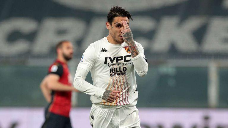 Дженоа и Беневенто си вкараха четири гола за 21 минути (видео)