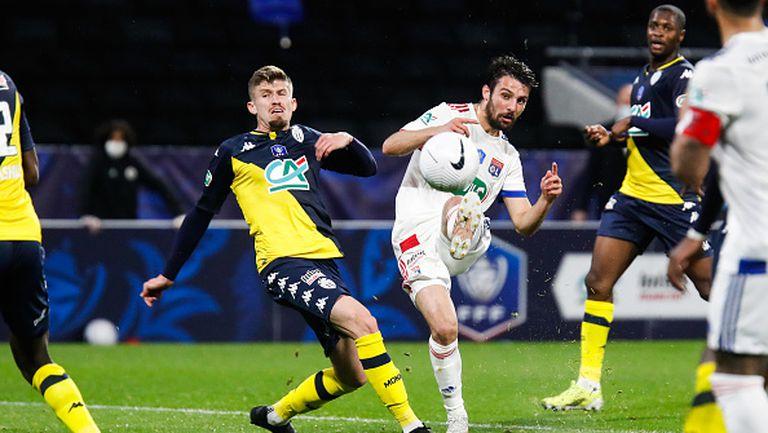 Лион - Монако 0:2