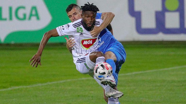 Антонио Вутов вкара гол, но тимът му допусна тежък обрат