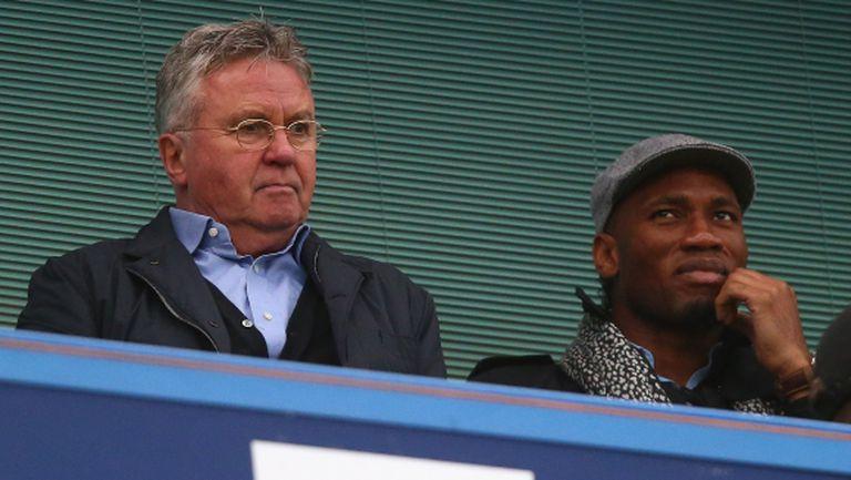 Потвърдено: Челси преговаря за Дрогба