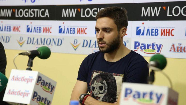 Ради Василев: Завършихме сезона с хубава победа и празниците ни ще са весели