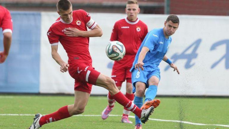 ЦСКА (U21) - Левски (U21) 1:2