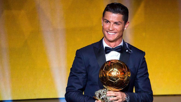 Още едно голямо признание за Кристиано Роналдо