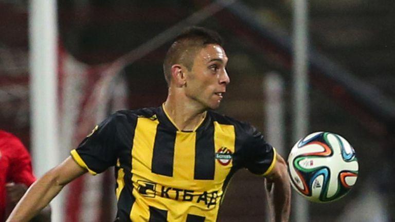 Звезда на Ботев Пд няма намерение да напуска клуба