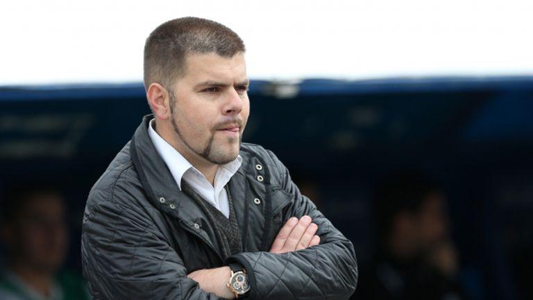 Треньорът на Пирин Разлог: Имаме много млади футболисти