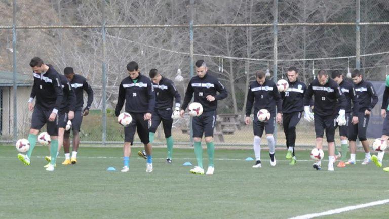Берое пристигна в Алания с един футболист на проби