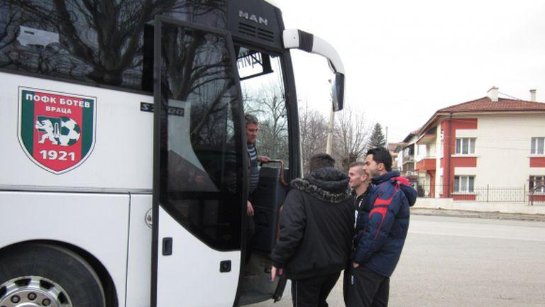 Ботев (Враца) замина на лагер в Сандански
