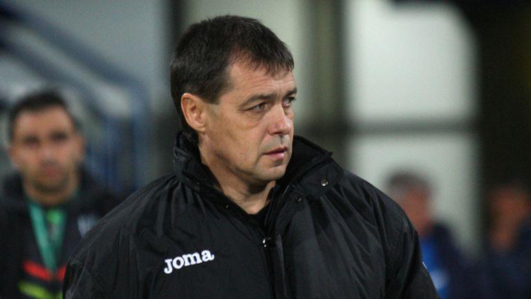 Звезда на Берое хвали Хубчев: Той е най-добрият в България!