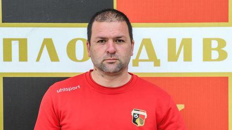 Ангел Славов: Г-н Крушарски и г-н Иванов страшно много ни помагат, целта ни е топ 3