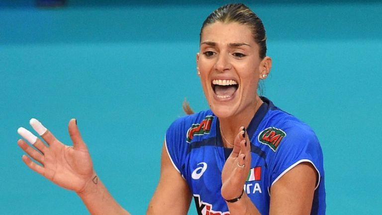 Франческа Пичинини отново се отказа от волейбола