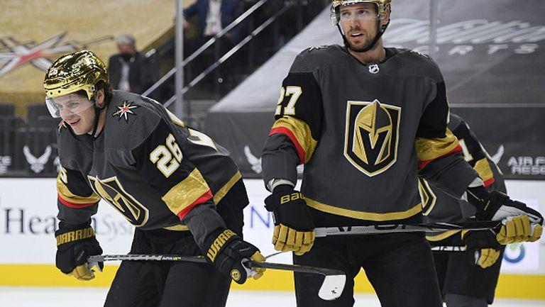 Вегас срази Сан Хосе с 5:2 и вече е в плейофите на НХЛ