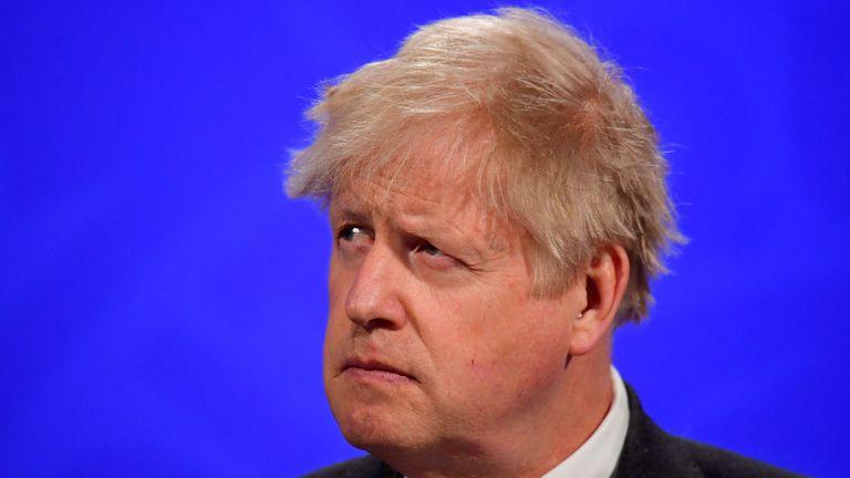Чеферин похвали Борис Джонсън за реакцията на английското правителство