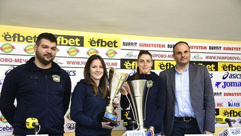 Марица търси конкуренция в битката с рекордите