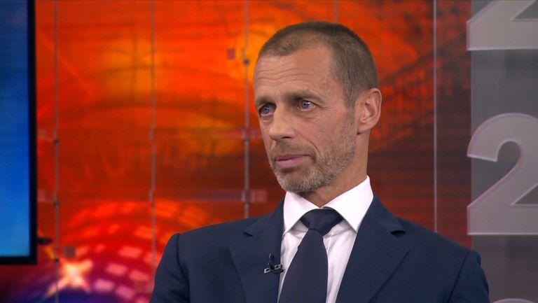Александър Чеферин: Флорентино Перес иска президентът на УЕФА да го мисли за Бог