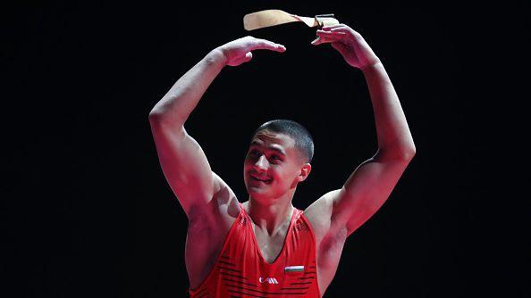 Димитър Димитров се класира за финал за земя на Европейското първенство по спортна гимнастика в Базел