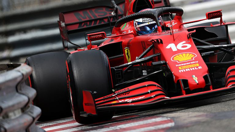 Шарл Леклер спечели квалификацията за домашното ГП на Монако