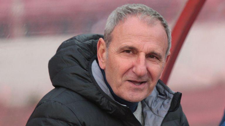 Никола Спасов определи групата на Черно море за мача с Левски