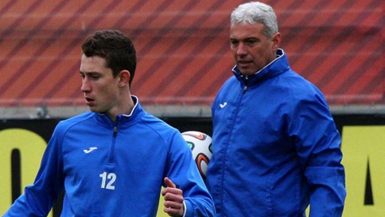 Краев: Мачът беше добър за целия български футбол