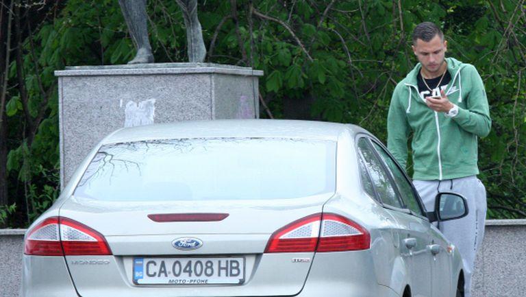 Гикиевич оптимист за бъдещето си в Левски
