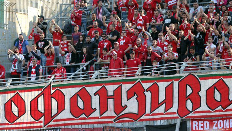 Утре решават за цените на билетите на ЦСКА - Лудогорец