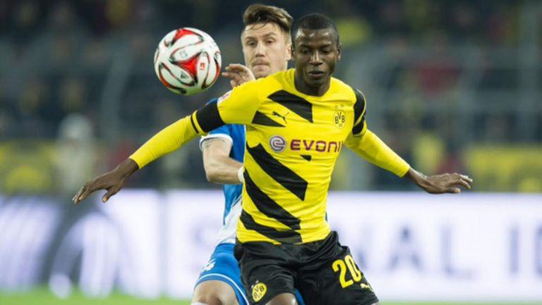 Нападател на Дортмунд ще се лекува поне три месеца