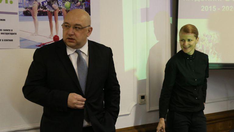 Министър Кралев открива Евро 2015 в Стара Загора