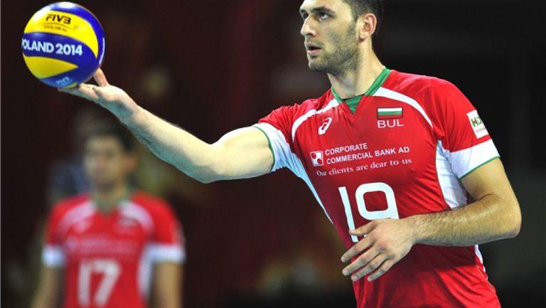 Цветан Соколов няма да играе за България в първите мачове от Световната лига (ВИДЕО)