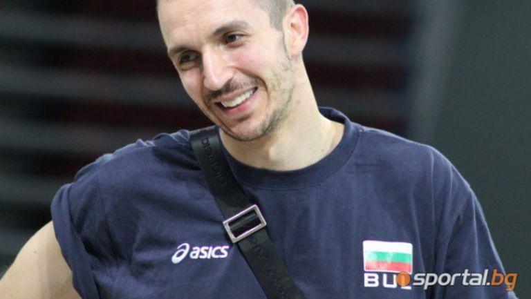 Боян Йорданов може да играе за България на Евроволей 2015 (ВИДЕО)